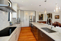 We specialise in high end kitchen renovations - Leck Electrical Ltd
