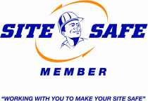 Site Safe members at Leck Electrical Ltd - Leck Electrical are proud members of site safe