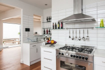 New kitchen - Renovation in Mt Eden