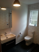 Bathroom renovation in Birkenhead