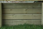 Retaining Wall by M & M Fencing NZ Ltd