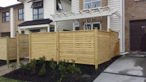 Horizontal Dressed Fence by M & M Fencing NZ Ltd