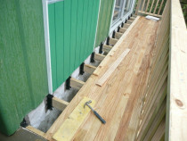 Cantilevered Decks by Buildstrong - Cantilevered decks require a building consent as they are over one meter high