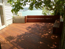 Kwilla Decking by Buildstrong - Picture framed kwilla decking