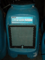Dehumidifier  - Maxi Carpet Services - An example of the commercial dehumidifiers we use.