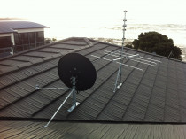 Satellite/Sky install and TV aerial and Fm Aerial Install Clarks Beach - Mayes Aerials