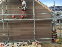 Cedar weather board - McIntyre Builders