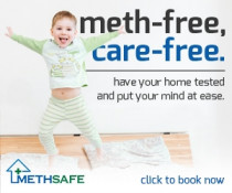 meth free care free - get you home tested and get peace of mind that it wasn't an illegal drug lab.