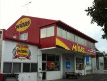 The Shop - Recently painted, re-branded and general birthday both inside and out!