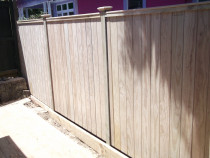 Mohi Te Whatu Fencing Limited - Dressed timber shiplap palings 1.8m