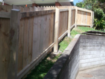 Mohi Te Whatu Fencing Limited - 1.2m  Rough Sawn pine