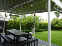 Outdoor Lighting by Strike Electrical - Bring the indoors, outside with lighting which will add a new living area to your home