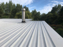 NZTS Long Run Roof Clean - After