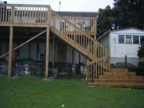 Deck...After - 39sqm new deck...