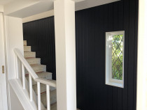 Beautiful interior repaint by Paint Crew - Full Interior repaint and feature walls in Browns Bay, North Shore, Auckland