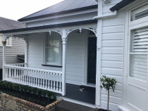 Another view of a recent bungalow repaint by Paint Crew