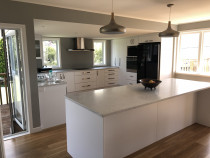 New renovation/extension repaint - Recent work by Paint Crew in Auckland
