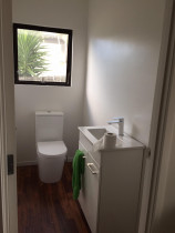 A new bathroom