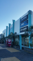 Project: Glenfield Mall Exterior completed by Paint it Perfect Ltd