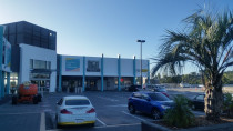 Project: Glenfield Mall Exterior by Paint it Perfect Ltd