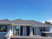 Roofs - PaintRod Quality Painters Ltd - concrete tiles roof