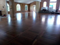 PANNA Woodworks Ltd - 350 sqm wooden floor