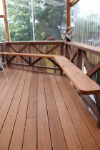 PANNA Woodworks Ltd - deck 2 floor
