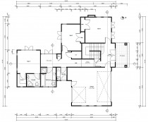 Ground Floor Plan by Paragon Solutions