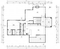 First Floor Plan by Paragon Solutions