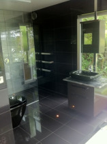 New build Wade River Rd by Paul Troake Construction Limited - Award winning bathroom