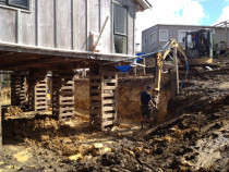 Rewi St Torbay Lot 1 by Paul Troake Construction Limited - Basement development