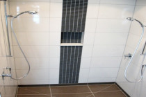Tiled Shower Installation - Tiled Shower Installation