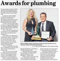New Zealand Master Plumber of the Year 2016 - New Zealand Master Plumber of the Year 2016