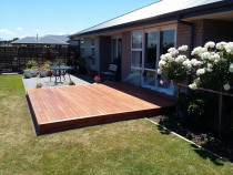 Kwila Deck by Pure Style Home & Garden