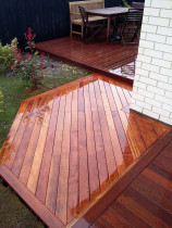 Kwila Decking by Pure Style Home & Garden