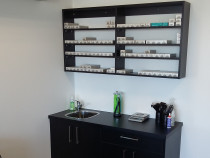 Hair Salon Joinery by Pure Style Home & Garden