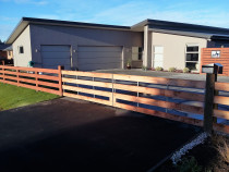 Gates to match existing fence by Pure Style Home & Garden