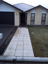 Paved Walkway by Pure Style Home & Garden