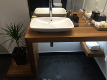 Bespoke Furniture - Custom vanity hand built