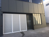 Design & Build - High end Gym in Ponsonby (The Form Room) Design & Build in 2015