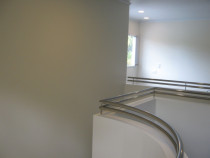 Int. painting - Quality Painting - This is a two level 5 bed room new house which has been painted by our team.