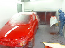 BEING PAINTED by Redwood Panel & Paint 2005 Ltd