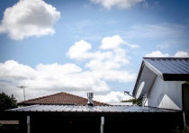 Re-roof and extension Manukau City