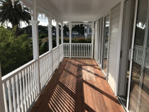 Sail City Construction Ltd - villa mt eden - villa style deck hand rails and fret work