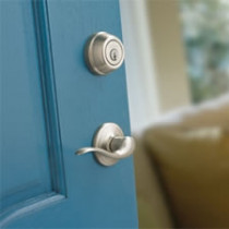 Deadlock and Lever Handle Entrance Set