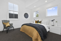 Renovation Central -  Bedroom by SD Construct