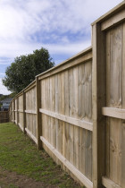 Fencing by SD Construct