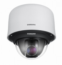 Samsung 3430P dome camera from Secure Communications Alarms & Security
