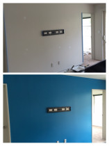 Wall Painting Orewa - Smart Painter the absolute best Auckland painters for house painting on the North Shore, Auckland City and Rodney. Hire skilled painters for residential and commercial.