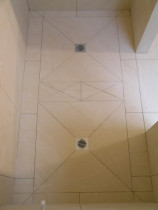 double shower - Style with Tile Ltd